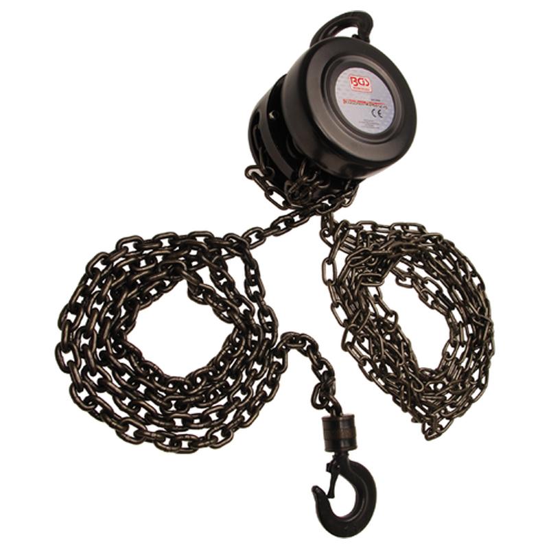 Palane / dispozitive de tras cu lant sau cablu
