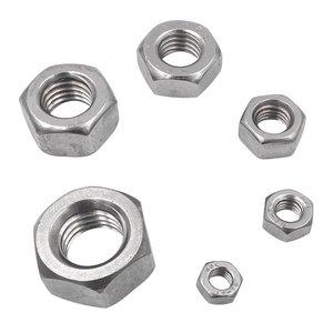 Piulite hexagonale M3 - M10, zincate, 150 buc.